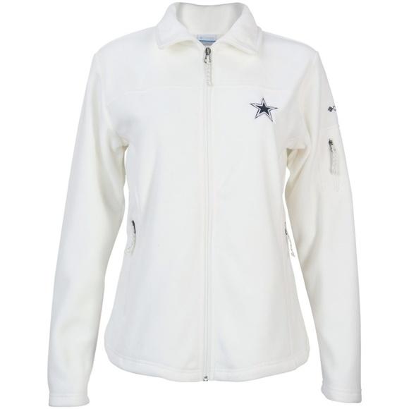 Columbia Jackets   Blazers - Dallas Cowboys Columbia Women s Fleece Jacket ac7398dd7d
